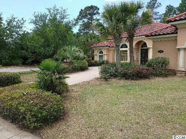 Rare Opportunity in Grande Dunes. This is a 3 bedroom, 3 bath plus an office and 2 car garage. This home is on corner lot on a cul-de-sac. Will not last long. This home is NOT pet friendly.