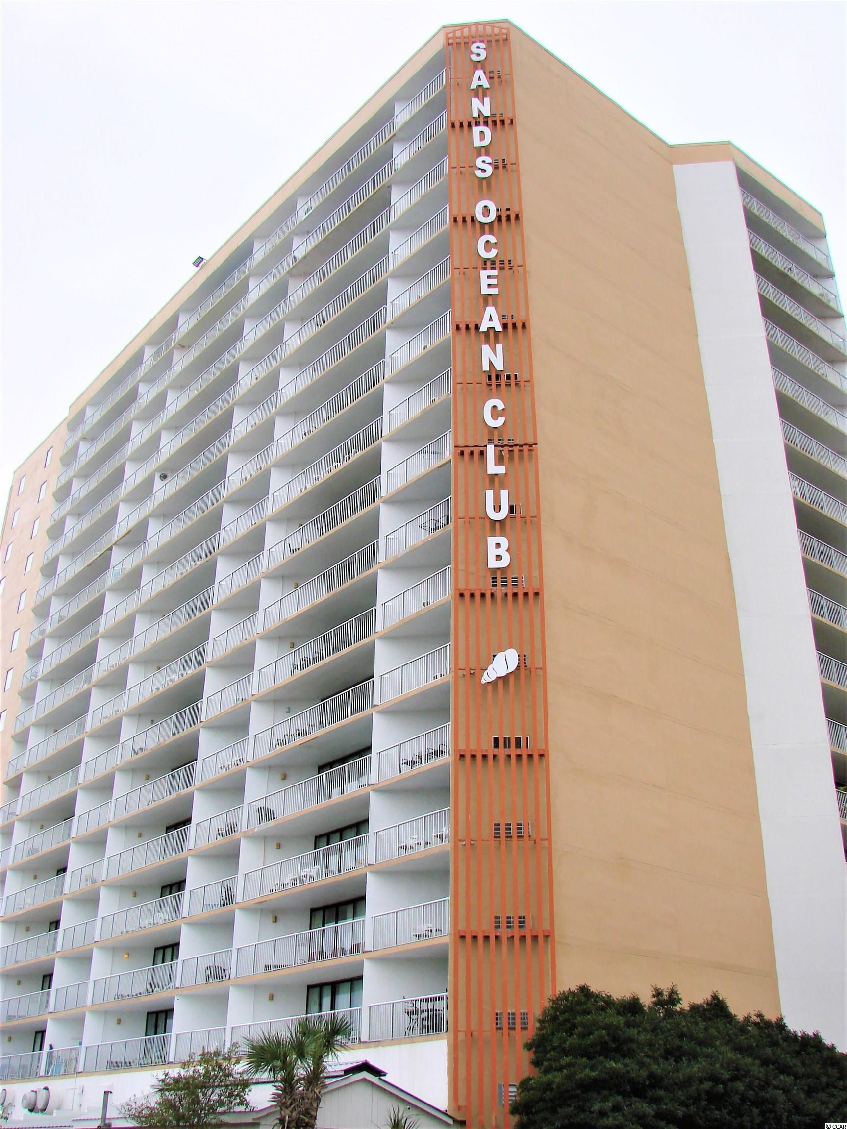 Completely remodeled and updated efficiency Oceanview condo in the highly desirable Sands Ocean Club.  The 2nd floor location makes for great access when elevators are in peak need! Condo is being sold furnished with new luxury vinyl flooring, fresh paint and fairly new furnishings incl 2 full size beds. Kitchen finished with a dishwasher. Balcony has excellent views on the north side of the building overlooking the pier and its northern location offers its occupants a little buffer so that the later evening music coming from Ocean Annie's won't keep you awake.  Sands Ocean Club has an abundance of amenities including indoor pool, hot tub, outdoor pool, lazy river, Spa access, fitness room, onsite restaurant, garage parking, valet and more! Information deemed to be reliable however buyer responsible for verification.