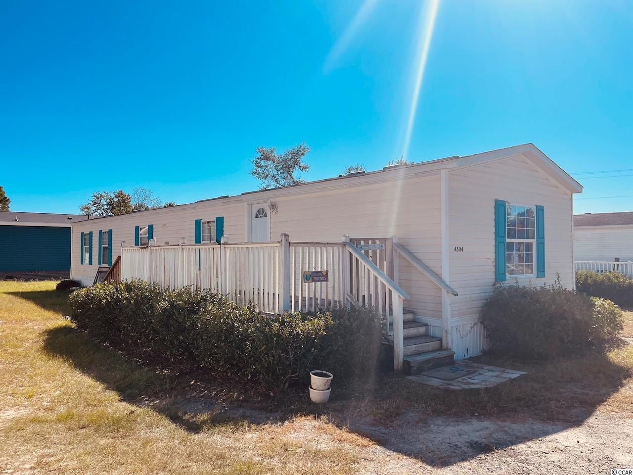 Excellent location in the very desirable Cherry Grove section of North Myrtle Beach!  Great value!  No HOA!  City of NMB services.