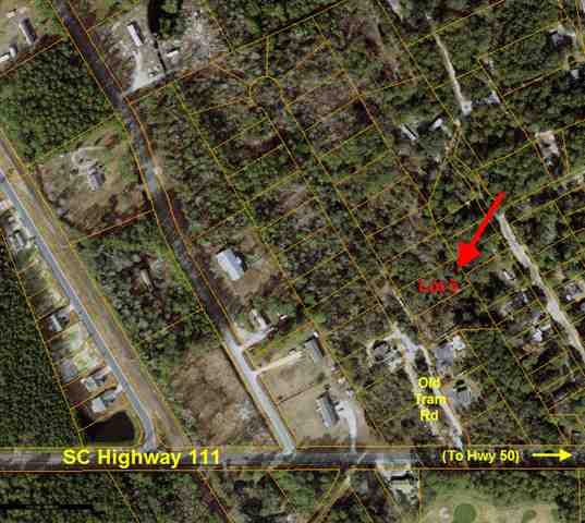 This nice wooded lot is only a few minutes from the Intracoastal Waterway, the Waccamaw River, Little River Inlet, and North Myrtle Beach. There are no HOA fees and only a few reasonable restrictions in place to include requirement that the home must be stick built. Buyer will have to pay tap fees for water. Lot has perked in the past - buyer will have to verify. Sewer is at road and can be extended by buyer if desired.