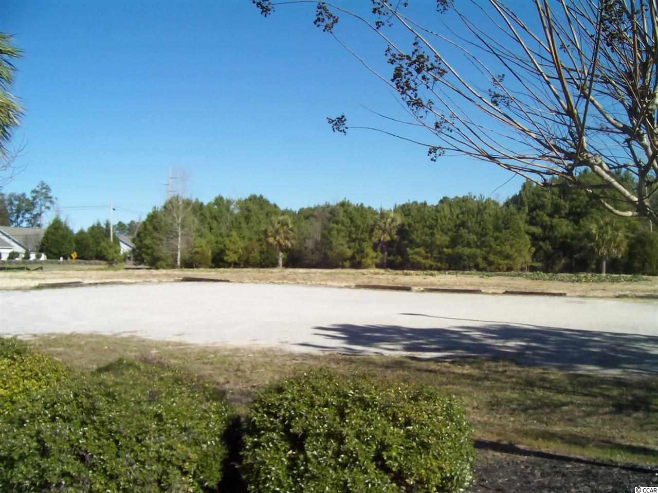 Cleared and ready to develop.  This 1.24 acre is directly behind Outback Steakhouse and north of K&W on Old Business 17 in North Myrtle Beach.  This 1.24 acre site is the last available parcel in the area. Join Applebee, Outback, Sea Coast Medical, Jiffy Lube, Carolina BBQ, and Quality Inn & Suites at this sold-out commercial complex in the heart of the Ocean Drive/Tilghman section of North Myrtle Beach, just across 17 is the new Publix/Dicks Sporting Goods.  See attached plats.  Call your Broker today!