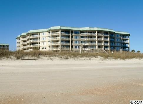 What's not to love about this 3-bedroom, 3-bath condo in picturesque Litchfield by the Sea -- all on one level with upscale furnishings throughout. On the ocean with fabulous views north and south indoors and from expansive balcony. Open floor plan allows plenty of space for entertaining and relaxing. Parking beneath the building for one car and personal storage.  Open parking in the parking lot. Private pool. Litchfield by the Sea amenities include bike and walking paths, tennis courts, fishing as well as restaurant onsite, fitness facilities and indoor pool. This property is an interval ownership. Interval 4 has the week of 12/8-12/15 remaining in 2019. The weeks in 2020 are 3/15-3/22; 6/14-6/21; 9/13-9/20; and 12/13-12/20.  *******Note that showings may be a little difficult during construction.  Before going to the condo, please call the unit number first at 843-251-3506 to determine when you can get into it.  Laying new ceramic tile floors will necessitate some drying time.  There is a key at Litchfield Real Estate.        Call the listing agent if you have problems accessing the unit at 843-251-3509.