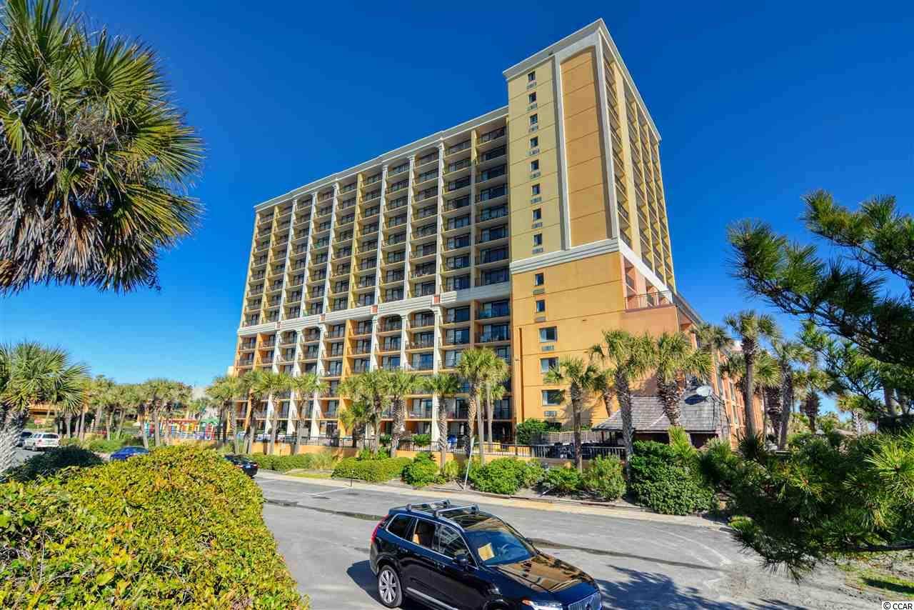 Direct Oceanfront Condo with amazing Views of the Ocean from the 10th floor! Upscale Furnishings & Tons of Onsite Amenities. Resort amenities included: Several Pools out door and indoor pools, Slides, Lazy River, Tiki Bar/Cafe, Hot tubs, Several Food Choices, Shops, Fitness center and much more. There's so much to do at the Resort you really don't have to leave the property. Conveniently located in the quiet residential section at the north end of Myrtle Beach. This would make a great vacation getaway or investment property (unit has a great rental history) so don't miss the chance to own in the Caravelle Resort. This property is just minutes to beautiful sandy beaches, public piers, marinas, boat landings, public parks and restaurant/shops. Conveniently located in the vicinity of everything Myrtle Beach has to offer including: Myrtle Beach International Airport, The Market Common, Coastal Grande Mall, Tanger Outlet Centers, Over 80 golf courses, 5 major hospitals and 2 colleges.