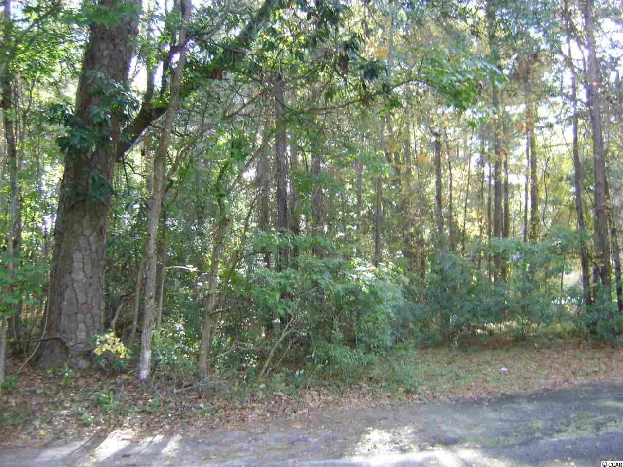 .  Beautiful wooded lot with some hard woods on the golf course.  The entire Beach assessment has been paid for this property!