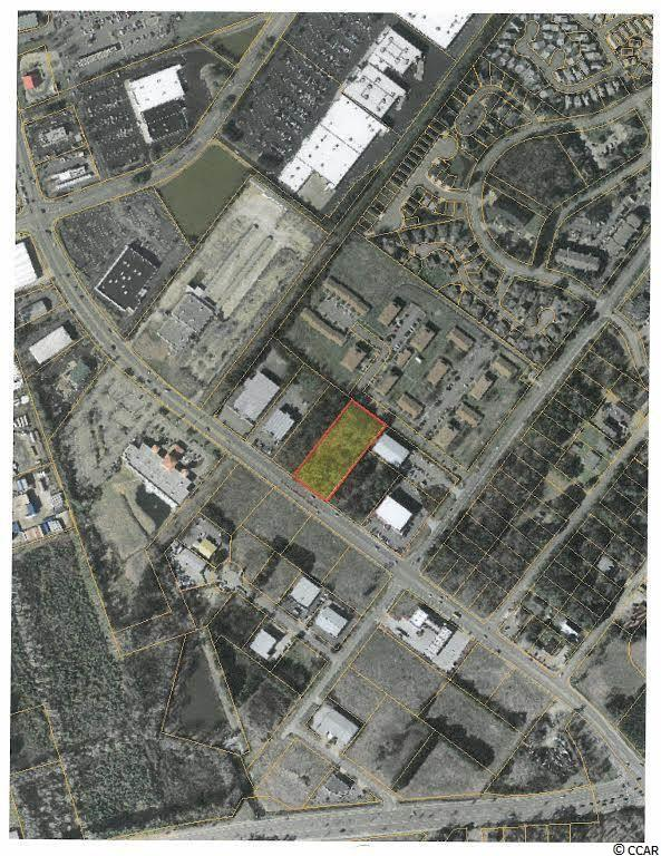 Prime commercial lot for lease. Great frontage on 10th Avenue North. Excellent visibility, egress and ingress. Highway Commercial zoning affords many potential commercial uses.