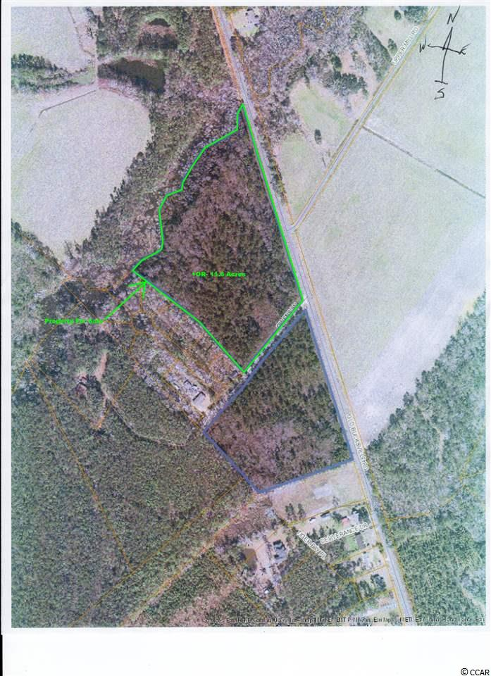 There is an old home site on the Northern Parcel overlooking Marlow's Branch that would be an ideal spot for a home and another in front of the Upper Mill Road. The home site has a septic tank, old water well. Public water & Sewer service follows Old Bucksville Road and can be purchased for connection fees.