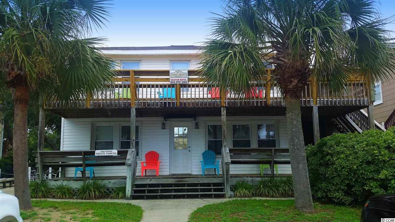 Run Away Bay 6BR/3BA 2 story bech home located in Crescent Beach!  Completely remodeled, 3 additional outside showers, washer/dryer, wrap around decks and lots of parking!  Great rental for large groups/families!  Beautiful large outdoor fiberglass pool w/concrete sun deck, grilling area & storage shed.