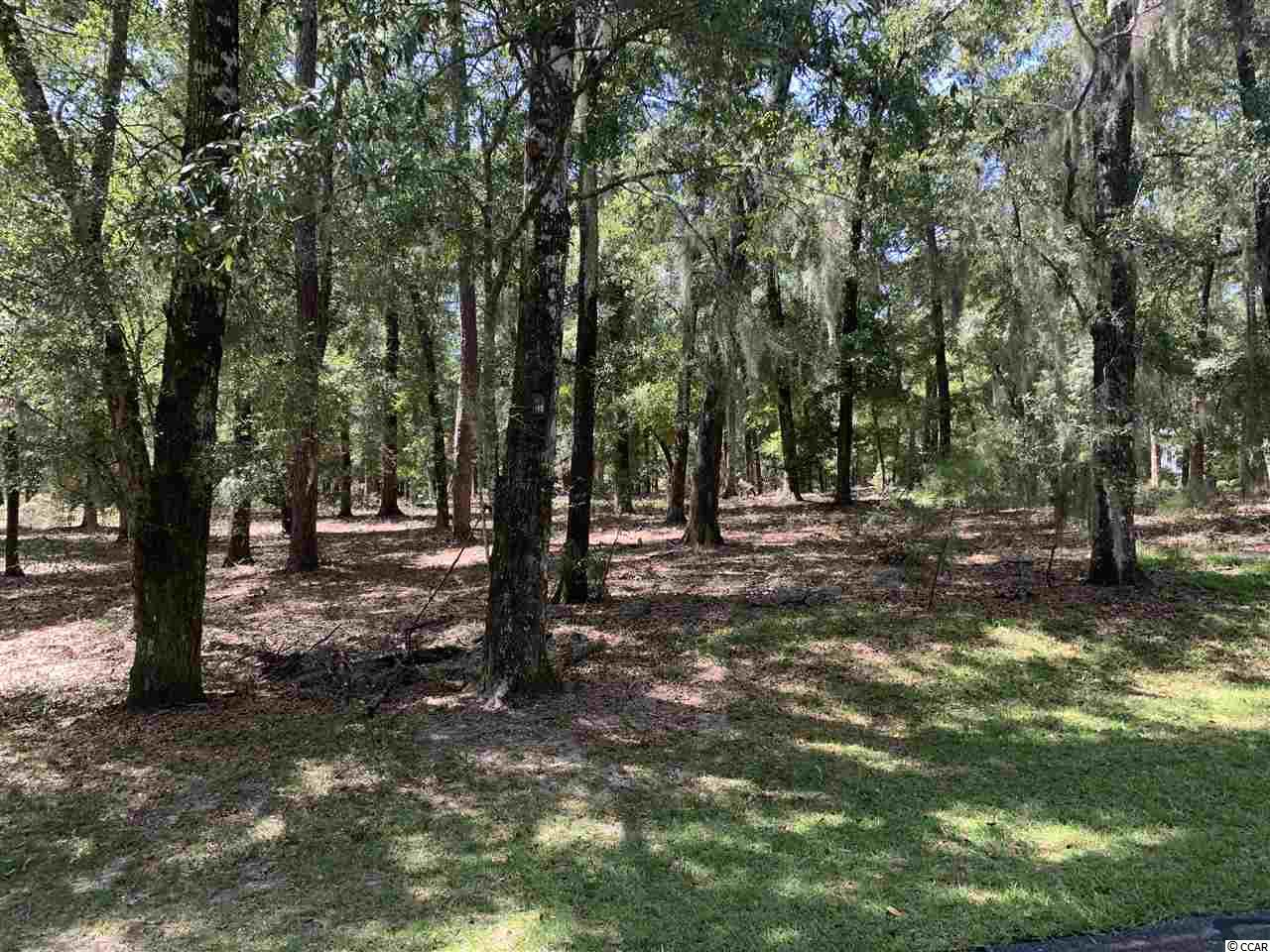 Build your dream home in the Estate section of The Reserve in Pawleys Island on this almost 2 acre home site with wooded secluded woods behind your home. The Reserve is one of the many special places Pawleys Island has to offer. Surrounding homes in the Estate section are gorgeous. Enjoy this gated community that offers a  Full service Marina, The Reserve Golf Club,and access to Litchfield By the Sea.