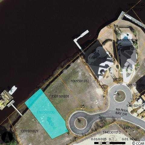 Amazing direct waterway lot located in prestigious Marina Bay community nestled along Dock Holidays Marina in  North Myrtle Beach! This is an incredible waterfront lot only moments from the ocean by boat or car. 75 ft of waterway frontage allows for a private boat  dock and plenty of room for your dream home!! Extremely motivated seller says BRING ALL OFFERS!  LA is related to owner.