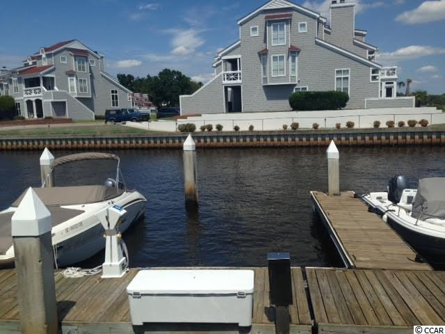 Boat slip S-5 in beautiful Mariners Point. Lots of Amenities and access to the ICW and all it has to offer.  HOA fees include so many fantastic amenities. Cubhouse, lounge for residents and boat slip owners, pool, hot tub, showers, tennis court, basketball court, a pump out station and an on-site dock master. Water, cable and electricity (metered separately) available. Can also be rented. Contact agent for info.