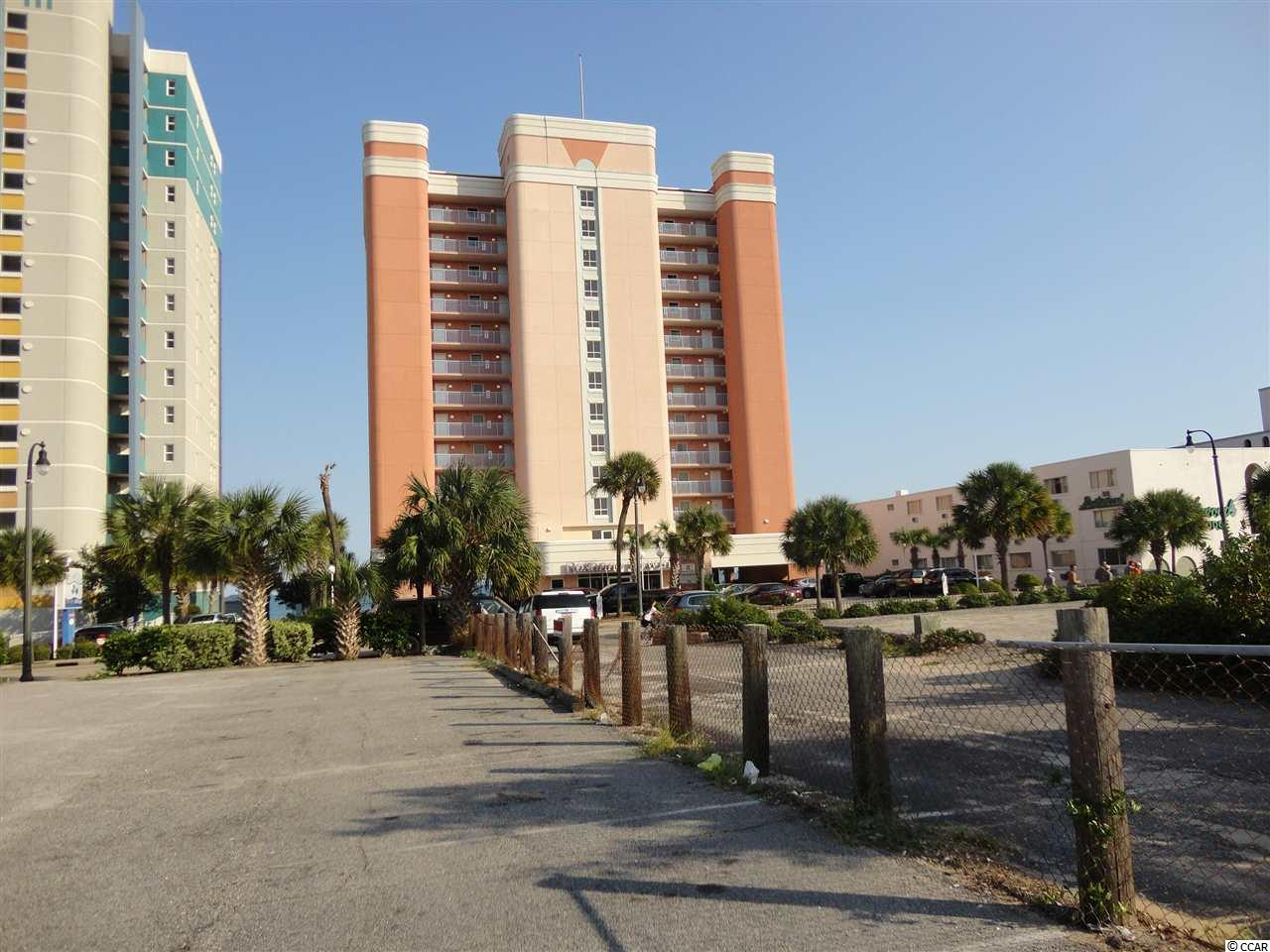 Beautiful oceanfront condo 2 bedrooms , 2 baths, washer/dryer, safe , TV in every room. Sit on your balcony and watch the Dolphins roll by. Close to the 14th ave fishing pier.  Decorated and fully furnished..Close to the boardwalk, Broadway At The Beach, shops , grocery stores, movies, fishing pier. & etc. Owner will give buyer 5,000 for closing cost.    Indoor pool, outdoor pool, Lazy River. All utilities included in POA fee including electricity. Rental age 25...