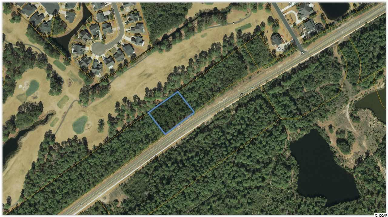 Two commercial lots are being sold together as 0.84 acres or each lot can be sold separately. They are located on Burning Ridge golf course in Conway. This is an excellent location for professional, medical or residential home as Myrtle Ridge Drive connects Highways 501 and 544 and is a highly traveled connector which is convenient to Conway Hospital, Coastal Carolina University and Horry Georgetown.  The property is zoned as OPI which is defined as Office/Professional/Institutional.  This zoning allows for Office developments, hospitals, and nursing homes.  In addition, residential is allowed.  For more clarification, please call Horry County Planning and Zoning.