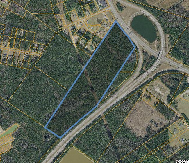 Great development site just off Highway 31 and Highway 9.  17 plus acres zoned Highway Commercial.  44.67 Acres zoned CFA.  Water and sewer are available to site through Little River Water & Sewer.  Highway 9 is a very desirable, fast growing corridor.  Easy access and incredible visibility. Close to McLeod Seacoast Medical.