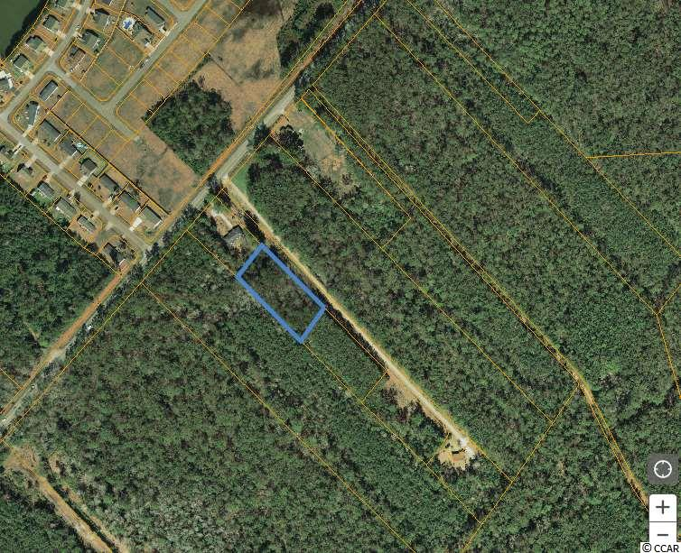 This property is just 10 minutes to the sandy beaches of Cherry Grove in North Myrtle Beach.  Great location to get rezoned and subdivided or build your dream home in the middle of the woods here at the beach. Yes, possible country living at the beach. Hurry, not many large parcels left this close to the coast. Utilities not on-site presently  Corner Lot will not give right of way for water and sewer.  Might be able to put well and septic.  1st lot on right down dirt road off of Hwy 57.  The dirt road is just over 1 mile north from the intersection of HWY 9 and 57.  Zoned CFA and according to the Horry County Zoning Department you can put a trailer or stick build on the parcel.  All information and measurements deemed reliable but not guaranteed, buyer responsible for all verification and due diligence. Owner/Agent seller is also the listing agent