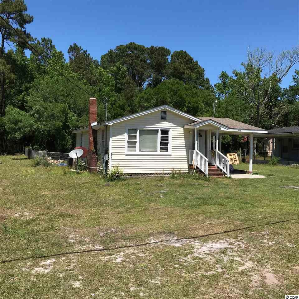 Small home built in 1955. Additional  attached 2 acre wooded  parcel will convey with this home.  Tax number 04-0413-045-00-00 .