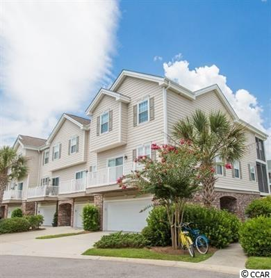 New townhomes in a lush, gated community just 1 block from the beach in the residential area of North Myrtle Beach, and 2 blocks from Main Street. This townhome is the Winyah floor plan which offers many selections, including vinyl plank flooring, carpet, tile plank flooring, granite color options, 7 cabinet finishes, kitchen sinks, and appliance upgrades.  Enjoy 2 screen porches, accessible from living area and master bedroom, private 2 car garage allows owner ability to charge a battery powered golf cart, plus a large driveway for additional cars or golf cart. Custom floor plans available for a free additional bathroom on ground floor and an additional bedroom is also available for a reasonable price.  Walk to the beach, Ocean Drive night life or just stay put to enjoy 6 sparkling outdoor pools, hot tubs, tennis courts, clubhouses and Nautilus fitness center.  It doesn't get much better!  This is the last town home building to be built in Ocean Keyes, so don't miss your chance to live life the way it was meant to be lived in your customized dream home or coastal getaway! All measurements and square footage are approximate and not guaranteed. Buyer is responsible for verification of measurements. Interior photos are of a similar townhome in Ocean Keyes.