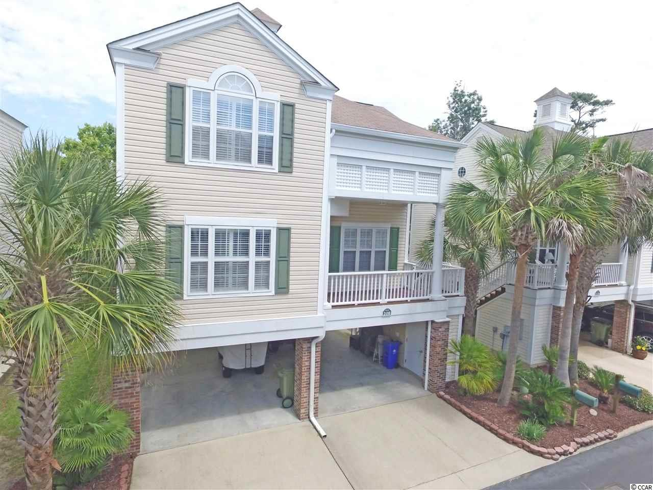 Don't miss this opportunity to own a beautifully remodeled Surfside Beach home at an affordable price in the  desirable Ocean Oaks community! 4 beds, 3 full baths, and a short walk or golf cart ride to the shores of the Atlantic Ocean in a desirable section of Surfside Beach. The kitchen has been completely renovated with high-end cabinetry, granite counter tops and stainless appliances. The living room, with hardwood floors, is spacious with lots of natural light and flows directly into an area for formal dining or entertaining with family and friends. The large master suite is upstairs, highlighted by a very spacious master bath with a tile shower featuring heavy glass doors. There is ample storage throughout the home along with plenty of room underneath for golf carts and beach supplies. After enjoying a day on the beach, relax at one of the many restaurants within a short walking distance of the home. Park right next door!  Whether you are considering a vacation home or a permanent residence, if you are looking for a turn-key property on the coast, you'll want to visit this house in sunny Surfside Beach.