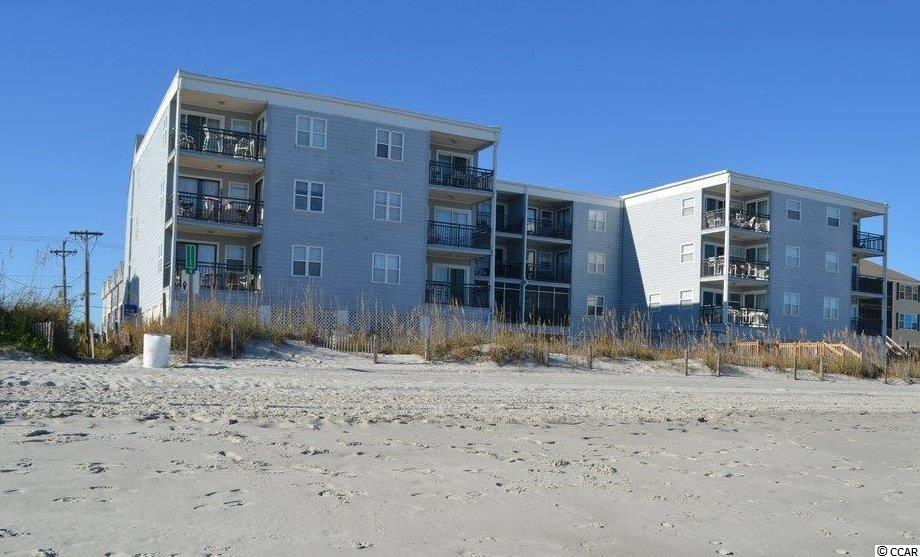 Beautifully decorated, direct oceanfront, 3 bedroom, 2.5 bath condo located in Garden City Beach. Just two blocks north of the Garden City Pier, the Dolphin Cove complex has an oceanfront pool, an elevator and community WIFI.  This third floor unit is conveniently located just steps from the elevator.  All these amenities give Dolphin Cove 3-D an excellent rental history.  Contact the listings agent, or your Realtor, for rental information or to set up a private showing.