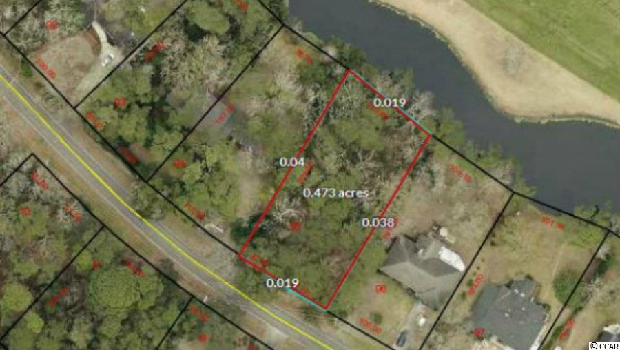 Prime waterfront and golf course estate lot located in Litchfield Country Club. Litchfield Country Club is located in the Litchfield/Pawleys Island area. Litchfield Country Club consists of a VOLUNTARY HOA,