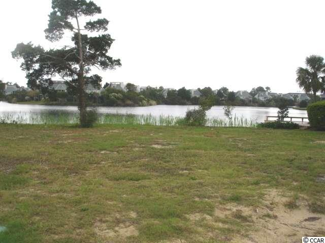 Lakefront lot within Litchfield By The Sea. Very close to the beach with easy beach access. All Litchfield By The Sea Amenities; beach club, tennis, walking and biking trails, fishing. Bulkheaded waterfront. Owner is a licensed SC realtor.