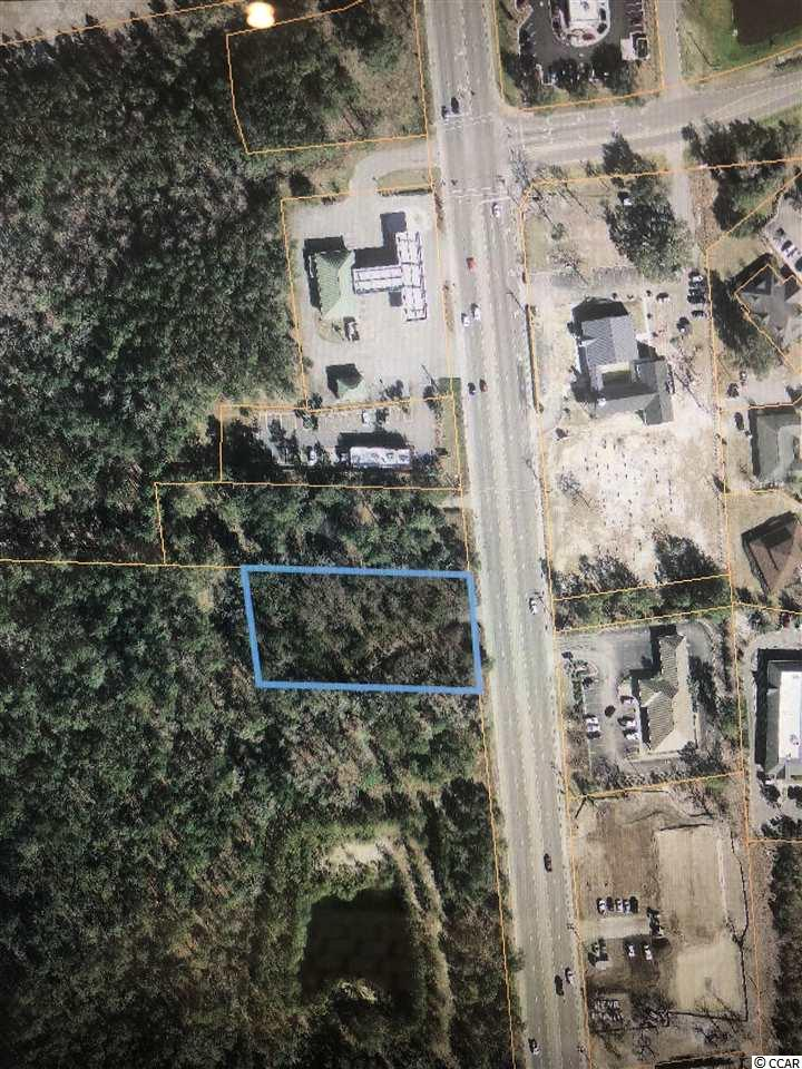 Amazing opportunity to purchase almost 1 full acre of property with highway frontage on the fast growing highway 544!! Next door to new 560 Bed student housing complex. Close to Coastal Carolina University. Next door to waffle house and across the street from Dunkin Doughnuts and Mcdonalds. Agent has ownership in the property.