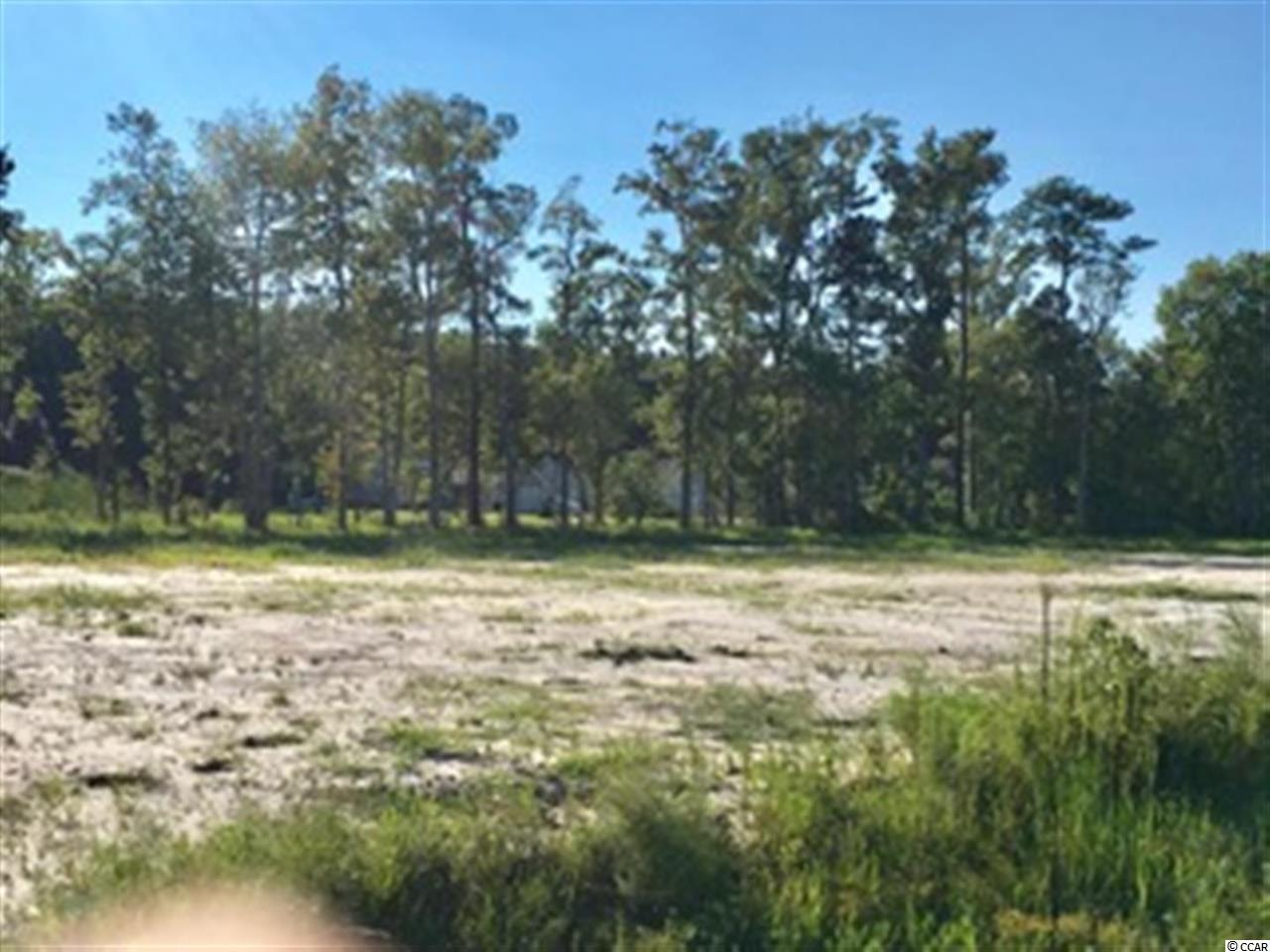 1/2 acre already cleared in highly desirable area of Little River with no hoa.  No timeframe to build.  Just minutes to the beach and all area attractions with easy access to area highways.  This lot already has the driveway started.   Several lots for sale can be purchased together as a package.  Schedule your showing now.