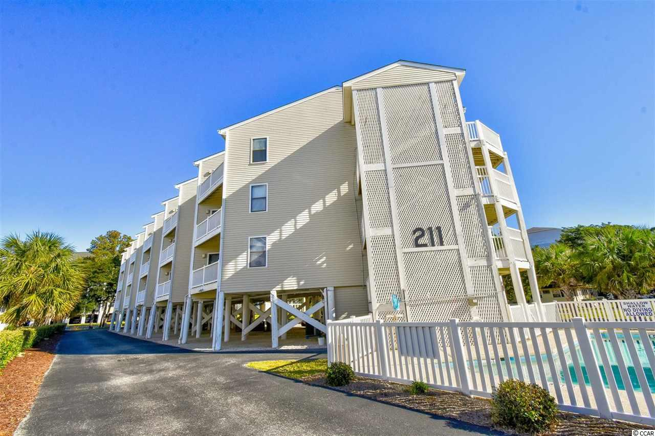 Don't miss this rare opportunity to own a 2 bed/2 bath condo in Hillside Condos.   Sold fully furnished and ready for you to move right in. HVAC replaced in 2016.  Located just a short walk to the beach and in the heart of North Myrtle Beach.  Close to shopping, dining, entertainment and golf.  Sit and relax on the screened porch and listen to the sounds of the ocean.  Whether you are looking for a vacation get-away, a permanent residence or an investment property, this is a must see!  Schedule your showing today.