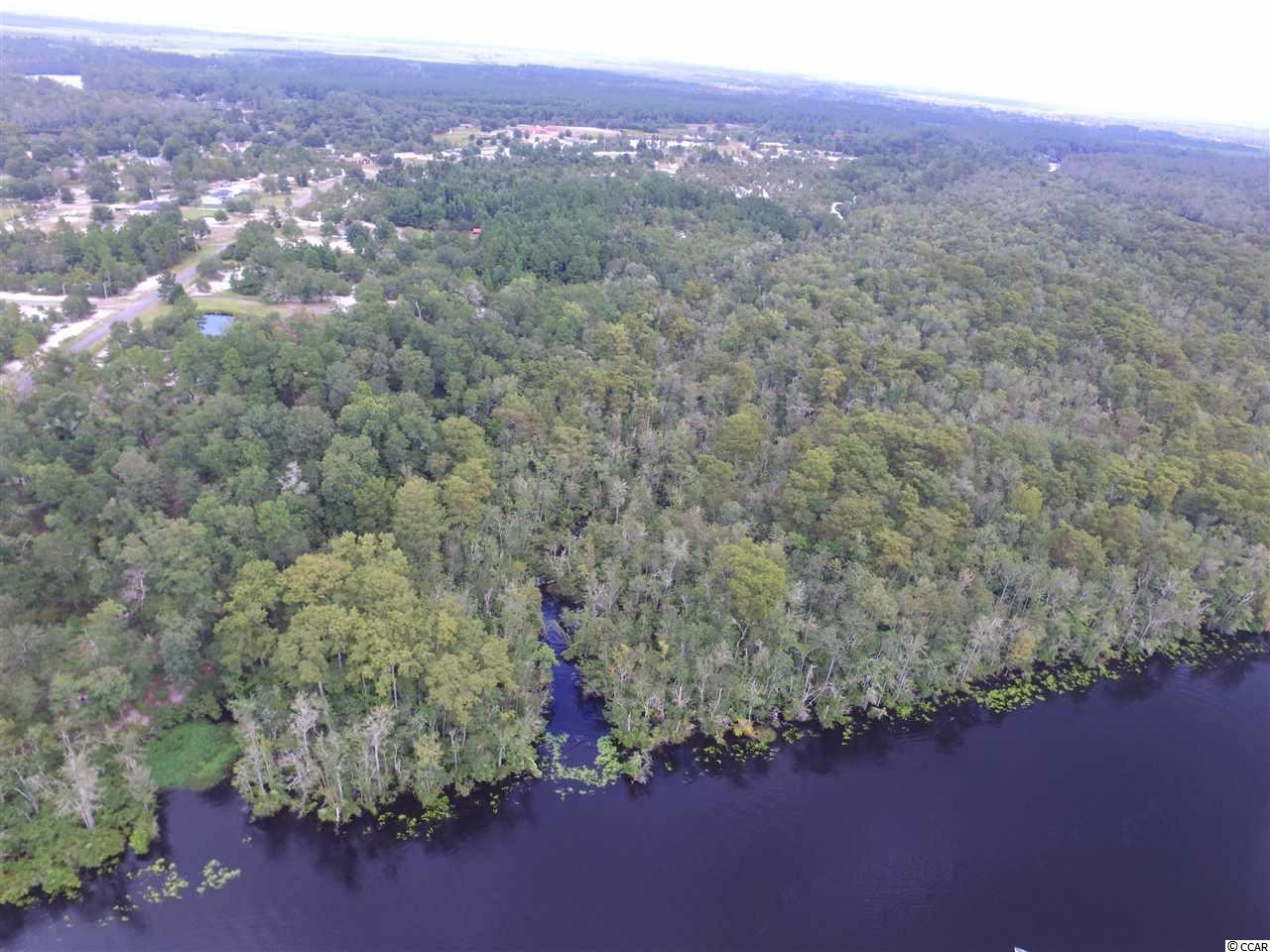 This is a fantastic lot with 375 feet of river frontage along the Black River.  This lot is on a very high bluff with great views of the river and tons of wildlife.  There is a cove that is perfect for a dock.  Don't miss out on this opportunity!