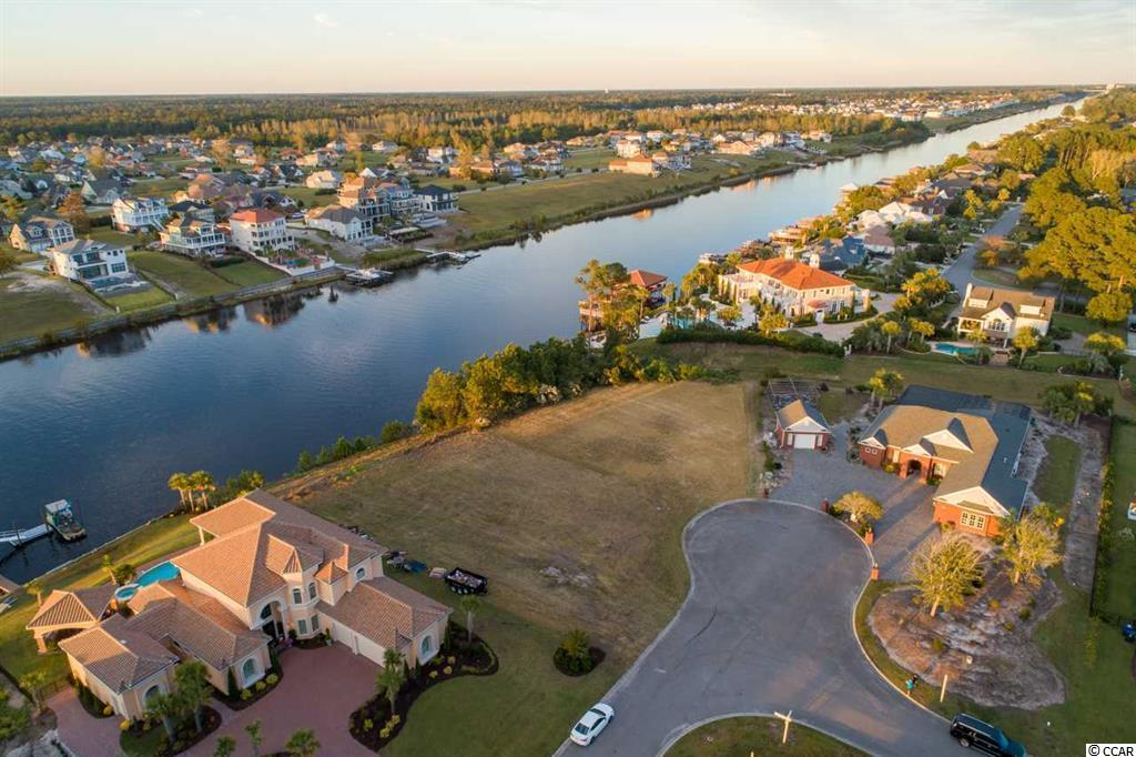 Direct IntraCoastal Waterway Lot. The lot is located at the end of a Cul De Sac in Plantation Point development. No HOA.  The lot is .76 of an acre,170Ft on the Waterway.