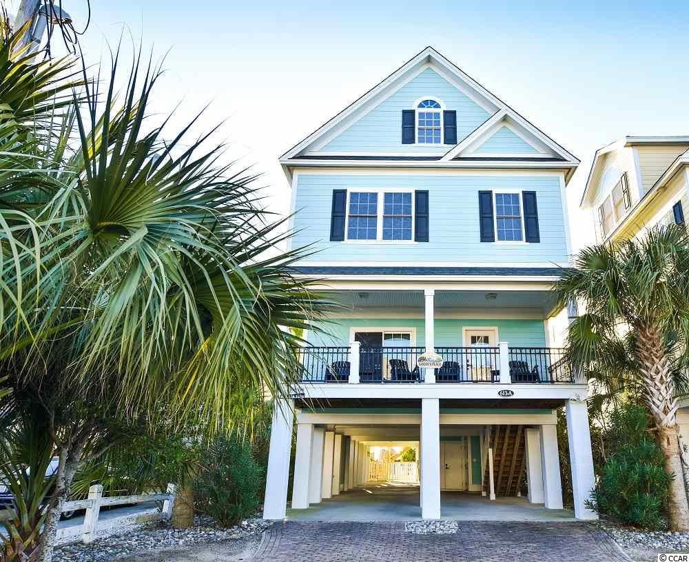 This property is a MUST SEE!! Perfect for a vacation rental or 2nd home! The 7 bedroom house will sleep up to 25 people. The kitchen is equipped with 2 ovens, 2 dishwashers, granite counter tops, and an island.  Enjoy the privacy of a personal walkway to the beach and an oceanfront private pool. The elevator makes for an easy trip to the top floor.