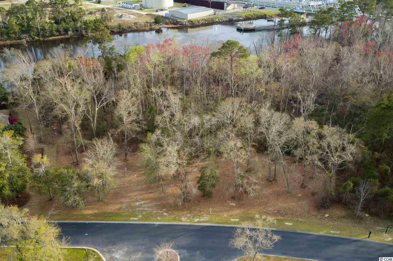 You will never want to leave! Come build your dream home on this 2.01 acre Intracoastal Waterway lot in the Dye Estates. With 200' of waterfront, your views are endless! Located in the exclusive gated Dye Estates at Barefoot Resort and Golf. This custom home neighborhood has a privately gated entrance that is staffed 24/7. Some of the amenities include award winning Pete Dye Golf Course, wonderful Clubhouse with a huge salt water pool overlooking the Intracoastal Waterway, Oceanfront beach cabana with a seasonal shuttle to take you so no need to worry about parking! Around the corner from all that Barefoot has to offer. Start today~ turn your dreams into reality!