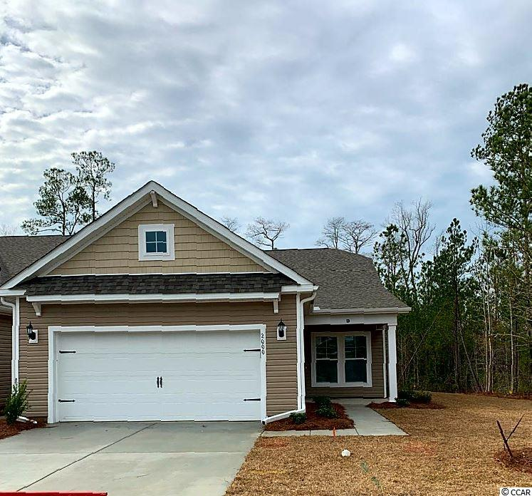 "All New Spacious Garden Homes in Palm Lakes. The Garden Home Section consist of 70 Units with Tree and Pond Views. There are 4 Units per Building which are made up of 2 Exterior Wando Plans starting at 1700 Htd. Sq. Ft. and 2 Interior Edisto Plans starting at 1500 Htd. Sq. Ft. All Units offer Natural Gas Heat, Hot Water, Ranges,Optional Bonus Rooms w/ Baths & Gas Fireplaces. This unit is the ""Wando"" plan. It has a corner location with many features including Covered Porch 7 Tree Views. Palm Lakes also has a Wonderful Amenity Area with Pool, Club House, Work-Out Room, Playground, Horseshoe Pit and is just 10 Minutes to Beach. Come Out and Visit Our Model."