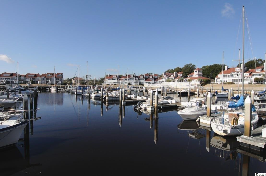 30' deeded boat slip in charming Mariner's Pointe in Little River.  Small private marina/condo community with 116 individually deeded boat slips and 146 separately deeded condos.  Basic cable to slip.  Electric metered separately.   Showers, clubhouse, bar, pool, hot tub, basketball pickle ball and tennis courts.  Close proximity to Atlantic Ocean (no bridges).  Historic Little River fishing village just blocks away with restaurants, shopping, and fishing!  Measurements are approximate and not guaranteed.  Buyer is responsible for verification.