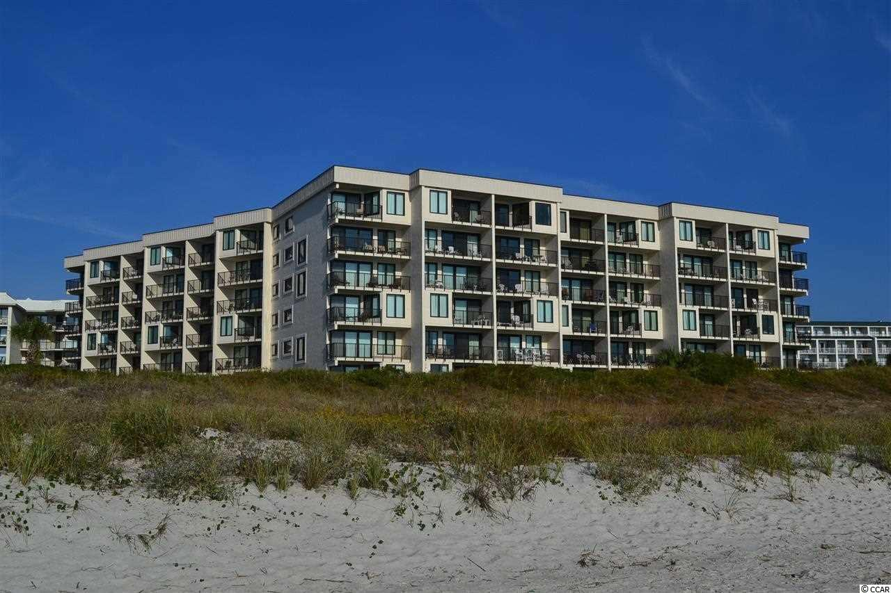 Completely updated Sandpiper Run condo with great ocean views!  This is a three bedroom, three and a half bathroom villa with the living area on the main level and the bedrooms downstairs.  Master bedroom has a sitting area and outdoor access to enjoy the beach.  Other features include plantation shutters, wetbar in den and hardwood and tile flooring!  Kitchen and master bathroom have been updated with granite countertops and bathrooms have tiled showers. Great condition. Don't miss this opportunity.  Litchfield by the Sea owners enjoy private beach access with beach club, lighted tennis courts, miles of walking/biking trails, fishing/crabbing piers and more!  Litchfield is located just a 70 mile day trip to enjoy historic Charleston or a 25 mile drive to spend the day at the attractions of Myrtle Beach!
