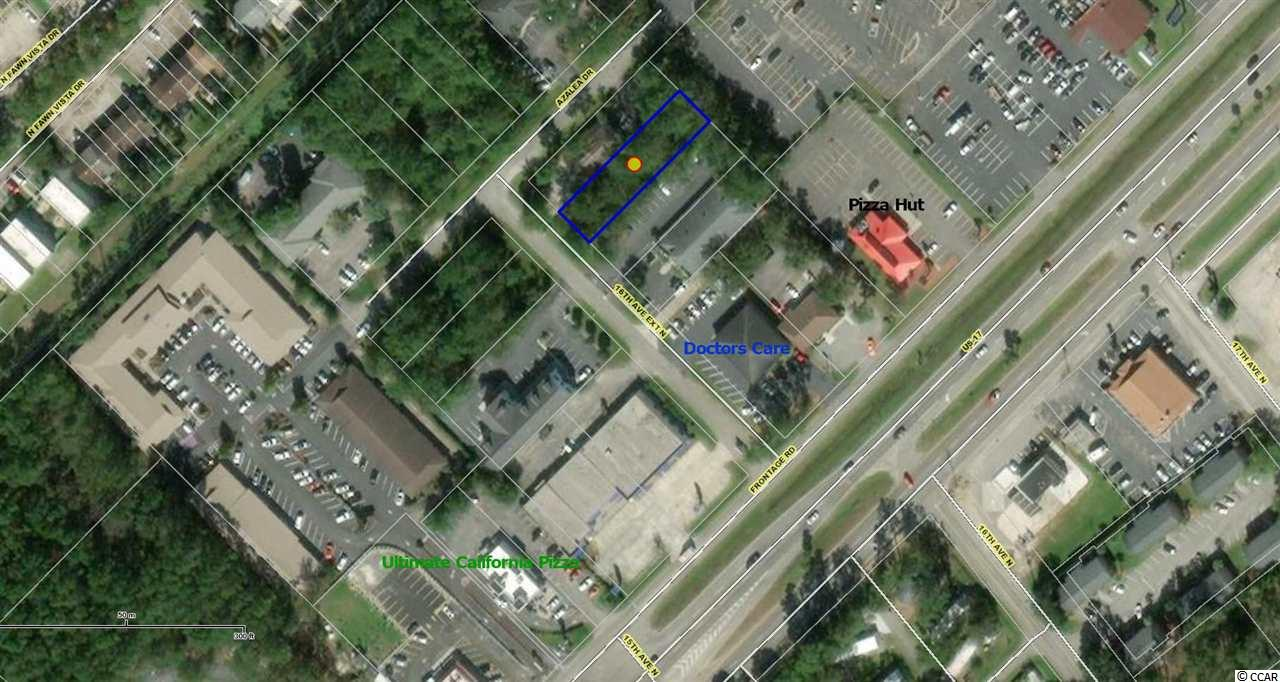 .23 Acre Commercial Lot with lots of potential.
