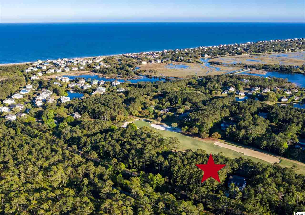 DeBordieu Colony - The high elevation and close proximity to the DeBordieu Beach Club make Lot 319 Wallace Pate the perfect lot for you to build your DeBordieu Colony Home! Just a golf cart ride to the beach, Lot 319 offers a wide fairway view. Because it's not on a tee or green, ARB approval of a pool is likely! Across the street is the undeveloped Vanderbilt estate of Arcadia Plantation. Dimensions of this beautifully wooded lot are 102 x 250 x 101 x 231. DeBordieu Colony is an oceanfront community located just south of Pawleys Island, South Carolina featuring private golf and tennis, saltwater creek access to the ocean, a manned security gate, and luxury homes and villas surrounded by thousands of acres of wildlife and nature preserves. There's never been a better time to consider a purchase at DeBordieu Colony. Come see for yourself!