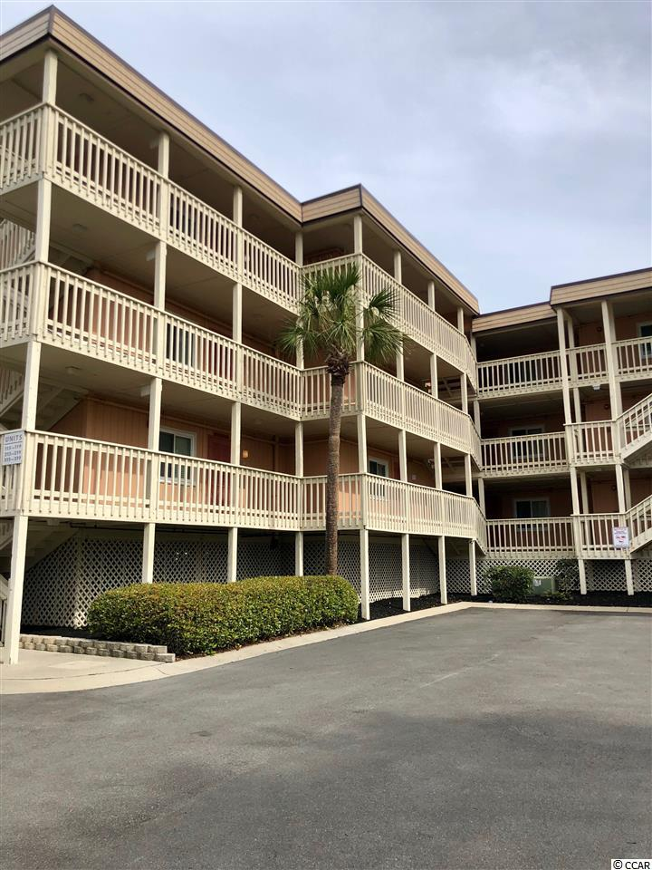 Amazing views from this third floor Condo.  Covered balcony overlooks pool, sun deck and beautiful views of the oceanfront.  New Hot Water Heater, dishwasher and refrigerator.  Freshly Painted and available for use. Turn key unit.  Windows and balcony doors replaced in 2015.  Oceanside pool and sundeck with direct ocean access.  Well maintained property.