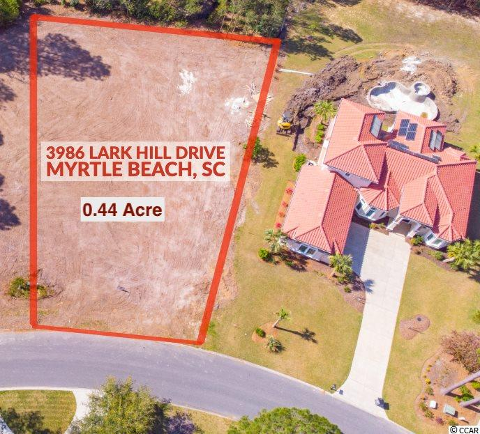 """If you are familiar with Myrtle Beach then you'll know THIS IS A RARE opportunity to own nearly a ½ acre (.44)  fully cleared and ready to build upon homesite in one of the most desired neighborhoods in Myrtle Beach. The PLANTATION POINT COMMUNITY is centrally located in Myrtle Beach proper directly across from 38th Avenue and 1 mile from Broadway at the Beach.  The locals refer to this area as """"the bubble"""". All things you'll want to access as a local are easily accessible whether by car or golf cart. Building lots in Myrtle Beach, East of the Intercostal Waterway, are extremely difficult to find.  Plantation Point has NO HOA Fees, NO Building Timeframes and NO Building Restrictions. The owner of this homesite is a highly respected Custom Home Developer in Myrtle Beach and would be glad to discuss and design a Lot / Home Package for you if you are considering this homesite for your next home. The Developer is also offering the homesite as a direct sale if you wish to bring your own builder. Listing Broker/Agent is related to owner. All measurements and data are deemed reliable but are not guaranteed it is the responsibility of the buyer and or buyer broker to verify."""