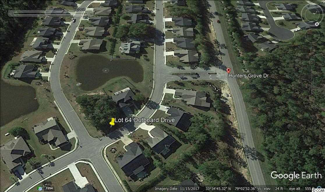 Lakefront lot located in Hunter's Grove of Prince Creek an upscale gated community. The community features sidewalks, tree lined streets and the convenience of natural gas. . Hunter's Grove is a private community and located near 15  golf course , shops, restaurants, the waterway and the Marsh Walk. No timetable to build.  Come build your dream !