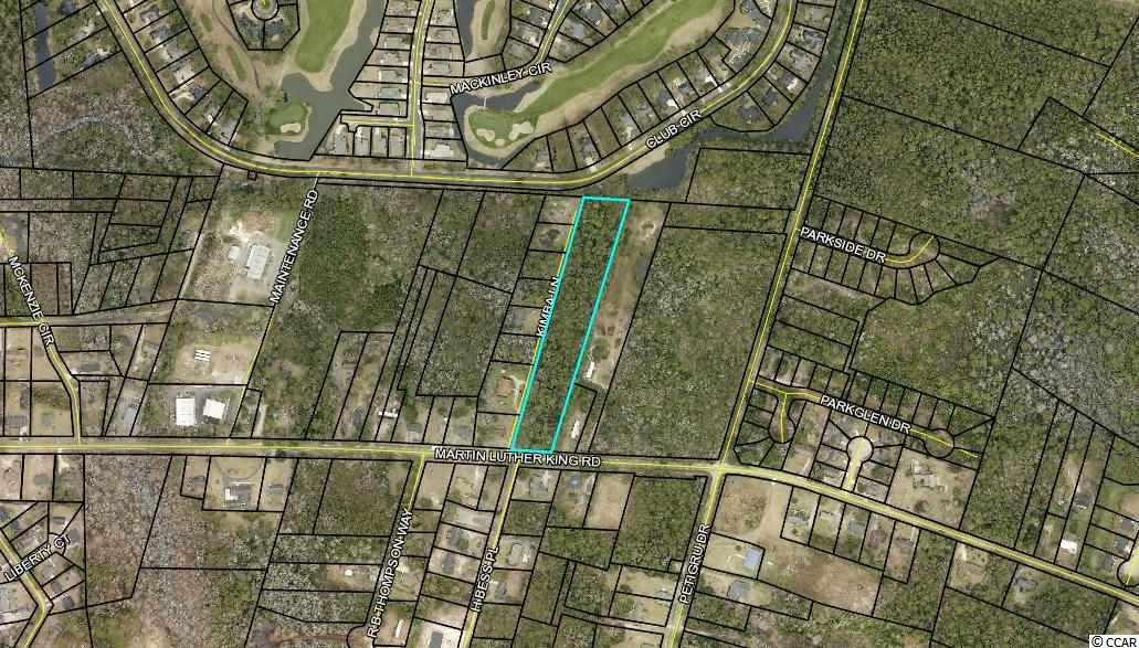 Very attractive development parcel in Pawleys Island.  Close in to all shopping and dining on Pawleys.  Not far from the North Causeway.  Wooded tract.  Great development opportunity.