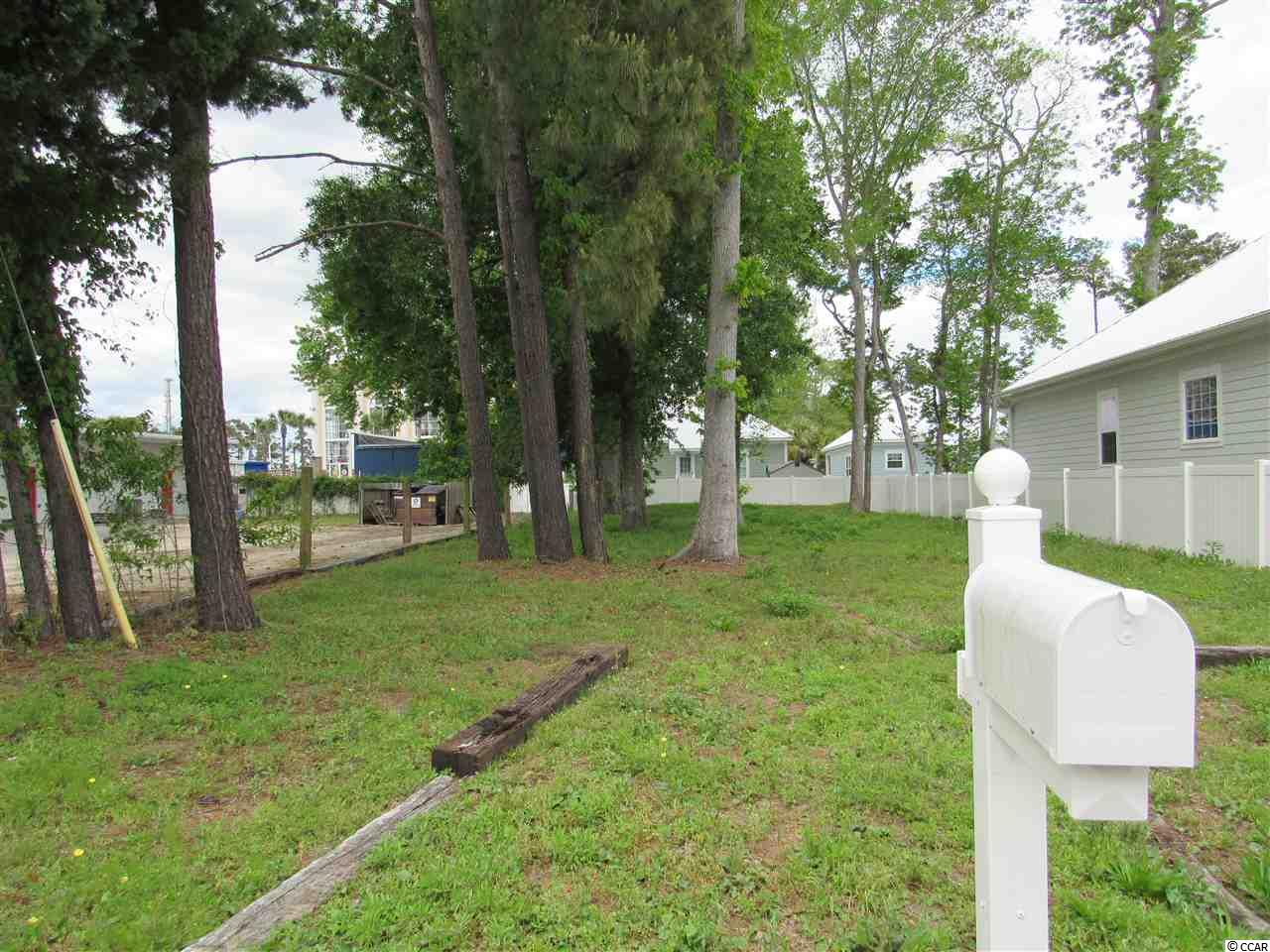 East of 17 Business. Zoned C1. Just a short golf cart ride to the beach. No HOA or time frame to build.