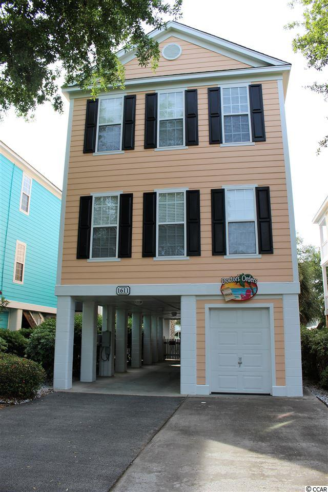 "Welcome to Surfside Beach, ""The Family Beach""!  This 4 Bedroom/4 Bath Spacious Beach House Features A PRIVATE POOL With Extended Area That Is Beautifully Decorated with Plenty of Room for Grilling and Lounging. Loads of Room Underneath Home For Parking & Additional Entertaining Spaces. Double Decker Porches and Garage for Golf Cart & Storage. Condition is EXCELLENT! Located 1 Block to the Beach And Just A Quick Golf Cart Ride To The Surfside Pier & Restaurants.  Perfect as a 2nd Home, Primary, or Turn-Key Vacation Rental. NO HOA!!!  The Home Is Located 6 Miles South of Myrtle Beach International Airport, The Market Common and Tons of Myrtle Beach Attractions.  Enjoy all the benefits of The Town of Surfside Beach...Trash/Recycling, Street Cleaning, Yard Debris Removal, Mosquito Spraying, Town Police and Fire, Parks, Community Events, Farmers Market, Well Maintained Drainage Management, Restaurants & Of Course....Pristine Beaches Only Steps Away! Measurements & Sq. Footage Approximate."