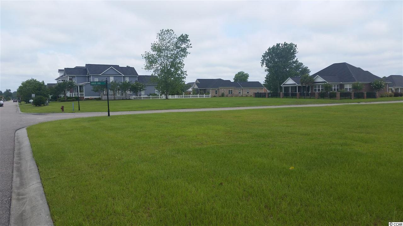 Gated community.  This is a nice corner lot measures 78x145x84x150.  Close to waterway and boating ramp available. The HOA includes mowing of grass while a vacant lot.  Can use own builder.  Gated community