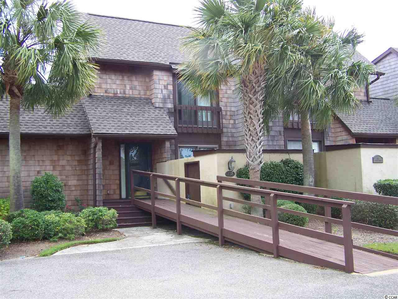 Always wanted your little piece of paradise, welcome to Belle Isle Yacht Club. Beautiful 3 bedroom 2 bath condo in historic Belle Isle Yacht Club right on Winyah Bay with an unobstructed view of the Waccamaw River Bridge to Pawleys Island. In the evening watch the sun reflect off the historic Georgetown Light House or just sit on the deck and count the boats as they travel up and down the Intracoastal Waterway. Just a short drive to historic Georgetown with its quaint shops and wonderful restaurants    This unit has been updated with granite and a open floor plan with a downstairs bedroom suite with a walk-in shower. Additional upgrades include a new roof and cedar siding.Sliding glass doors across the back of the unit give you a full view of the beautiful bay. Amenities include a private gated beach house on Pawleys Island, 2 pools, tennis and marina.