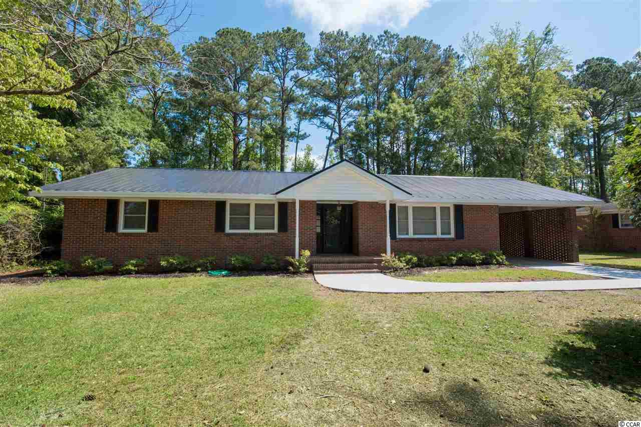 Seller put voluntary FEMA Flood insurance on property, not in a flood zone, policy transferable to buyer. Move in package at closing! Staging furniture to convey. Like new home with NO HOA!!! Located in Conway, this recently fully renovated home is just seconds from the downtown district, and River Walk. Featuring 3 beds and two baths, this one story ranch offers all of the upgrades of a new construction home without the price tag. A fully renovated kitchen with marble counter tops and brand new stainless appliances, opens into the over sized breakfast bar, overlooking the extra large living space boasting a real wood burning fireplace. Close to everything you could need without the hefty price tag, call today!