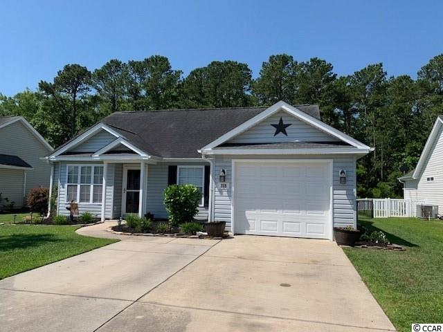 Location, location!!  this charming 3BR home has everything you need! Vaulted ceiling,  Close to the beach, shopping, and all South Strand amenities.  LOW HOA and ready for the new owner!  Priced to sell, see it before it's gone!