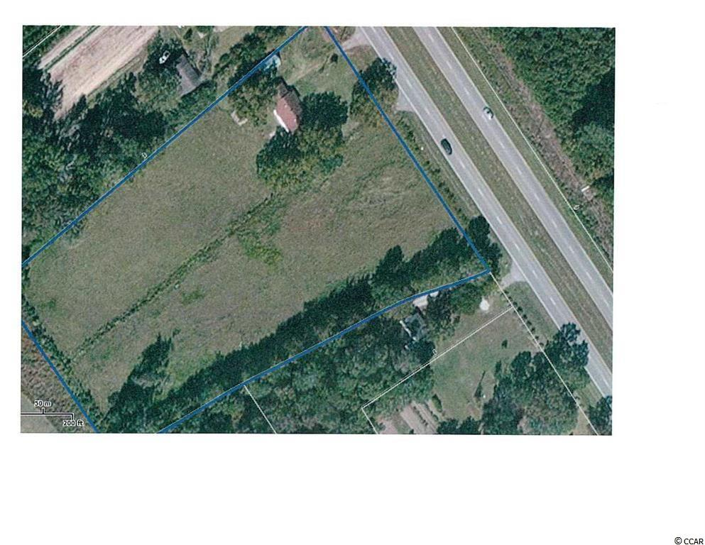 Own this 2 acre tract of land in fast growing area. This tract can be sold as a whole with approximately 4 acres in total.  This tract is approximately 4 acres and is being split into 2 - 2 acre tracts. What is being sold is the 2 acres on the left side.  *Will be rezoned by April 2, 2020 to AG3