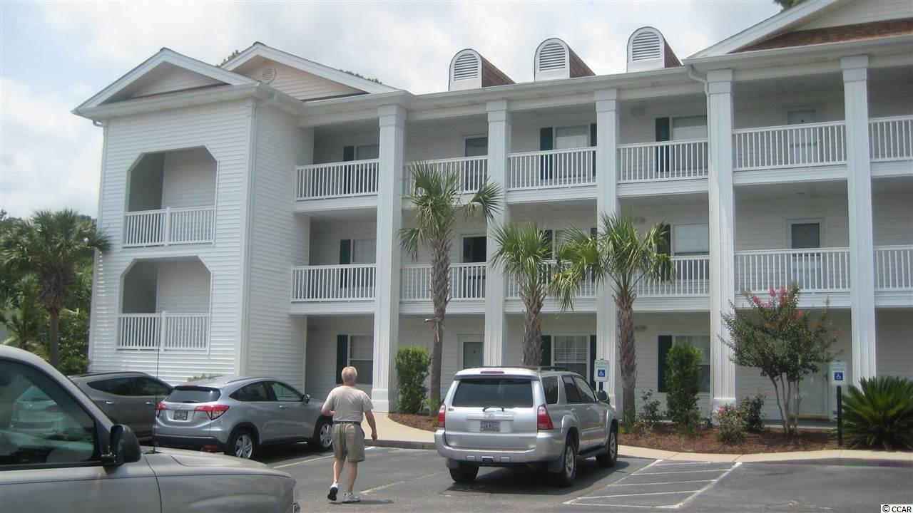 This is a very nice furnished condo located in Eastport Golf Community. It is located in Little River, SC.  This unit has never been rented.  Nice view of the pond and golf course from back porch. Short walk to the pool.  These units are rarely on the market and this is the only one at the present time on the market. Great location, close to North Myrtle Beach, SC and Calabash, NC. New indoor and outdoor & thermostat HVAC equipment installed July 4, 2019