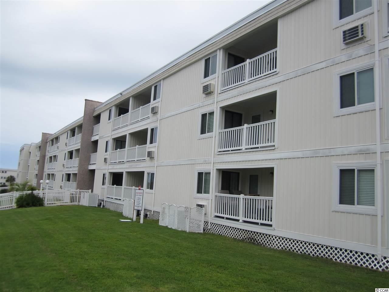 REDUCED AND READY TO SELL!  Own a well maintained and updated condo in the popular section of Shore Drive.  This condo is not on a rental program but has great rental potential or use it as a Beach getaway.  Living Room HVAC unit replaced May 2019, Bedroom HVAC replaced in 2014.  Water heater replaced 2017.  Updated all flooring in 2017, faucets,  TV's and lighting updated in 2017.  Furniture updated in 2016 and the interior was painted in 2017.   Step out on the balcony with an ocean view from the living room or master bedroom.  measurements approximate, Buyer to verify.