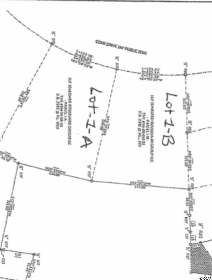 Amazing opportunity to build your Dream Home in Dunes Cove. This .72 of a Acre lot provides massive space and privacy to Build exactly what you want. No HOA- only a voluntary fee each year! Do not let this once in a life time opportunity pass you by! This amazing lot is located less than a 1/2 mile from the ocean and is a easy golf cart ride to the ocean..*** Agent related to owner.